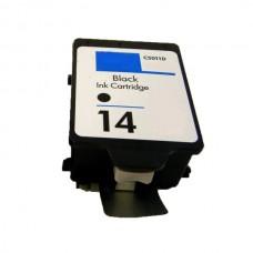 HP ČRNILO za COLOR Inkjet CP1160, 26ml, black No.14
