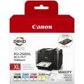 CANON INK PGI2500 4-PACK (BK/C/Y/M) - 9254B006AA