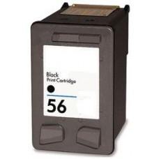 ink C6656A (56) BLACK FOR HP ~560 pag. -NOLIT