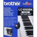 BROTHER INK LC-1000  BLACK (500 pag.)