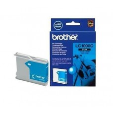 BROTHER INK LC-1000  CYAN (400 pag.)