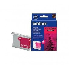 BROTHER INK LC-1000 MAGENTA (400 pag.)