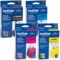 BROTHER INK LC-980 BLACK FOR (300 pag.)