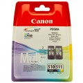 CANON INK MULTIPACK PG510/CL511