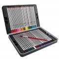 Barvice akvarel  1/48 + čopič levia kovinska embalaža 009907